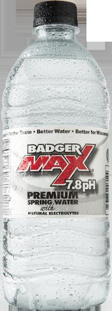badger-water
